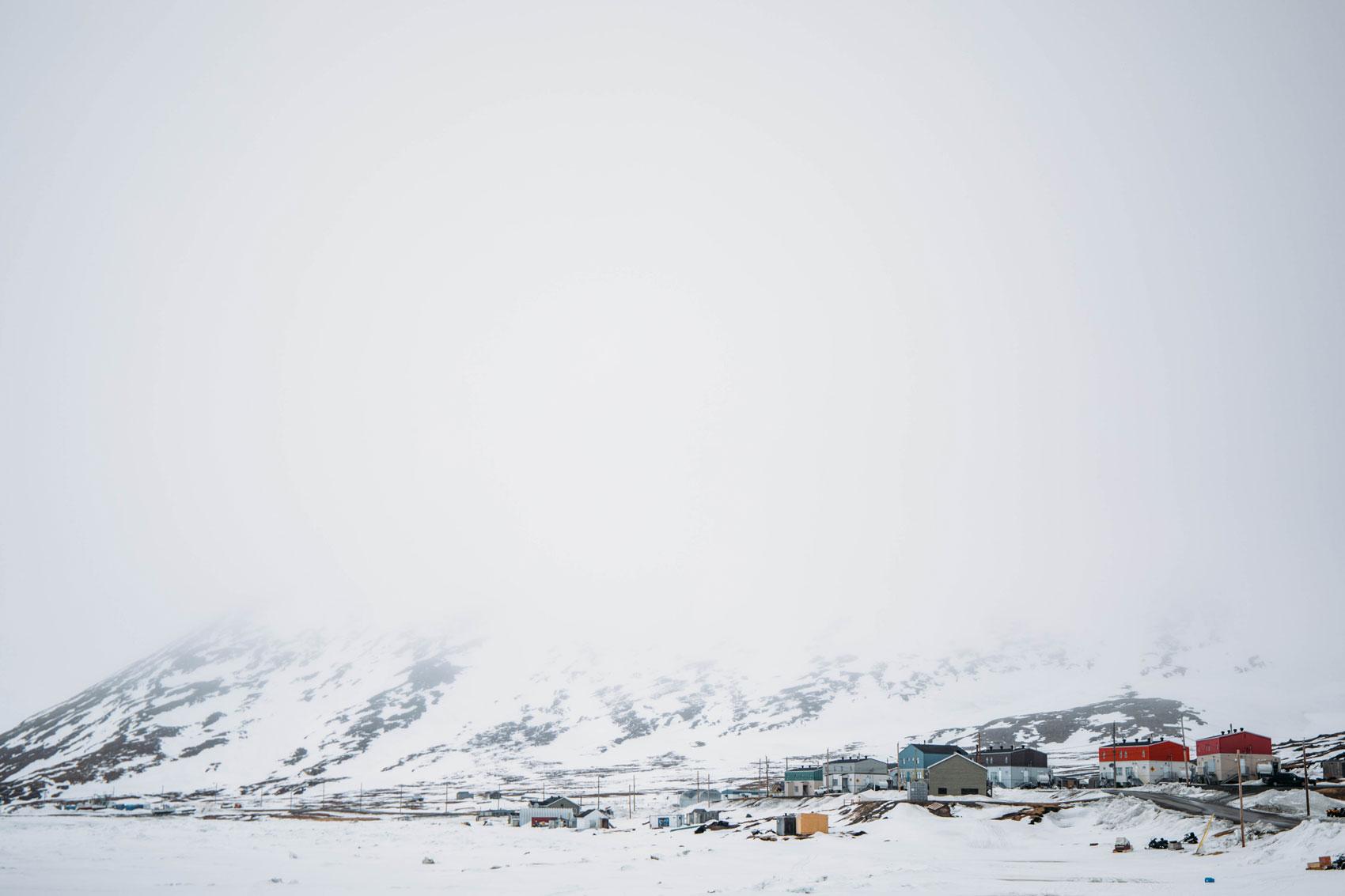 Kangiqsujuaq communauté inuite du Québec