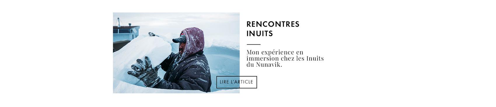 les inuits du Nunavik