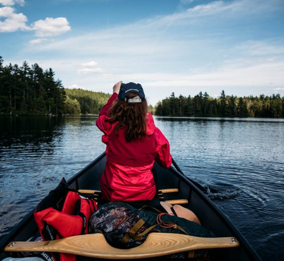 Abitibi-Témiscamingue — 2 jours de paddle & canot-camping au parc national d'Opémican