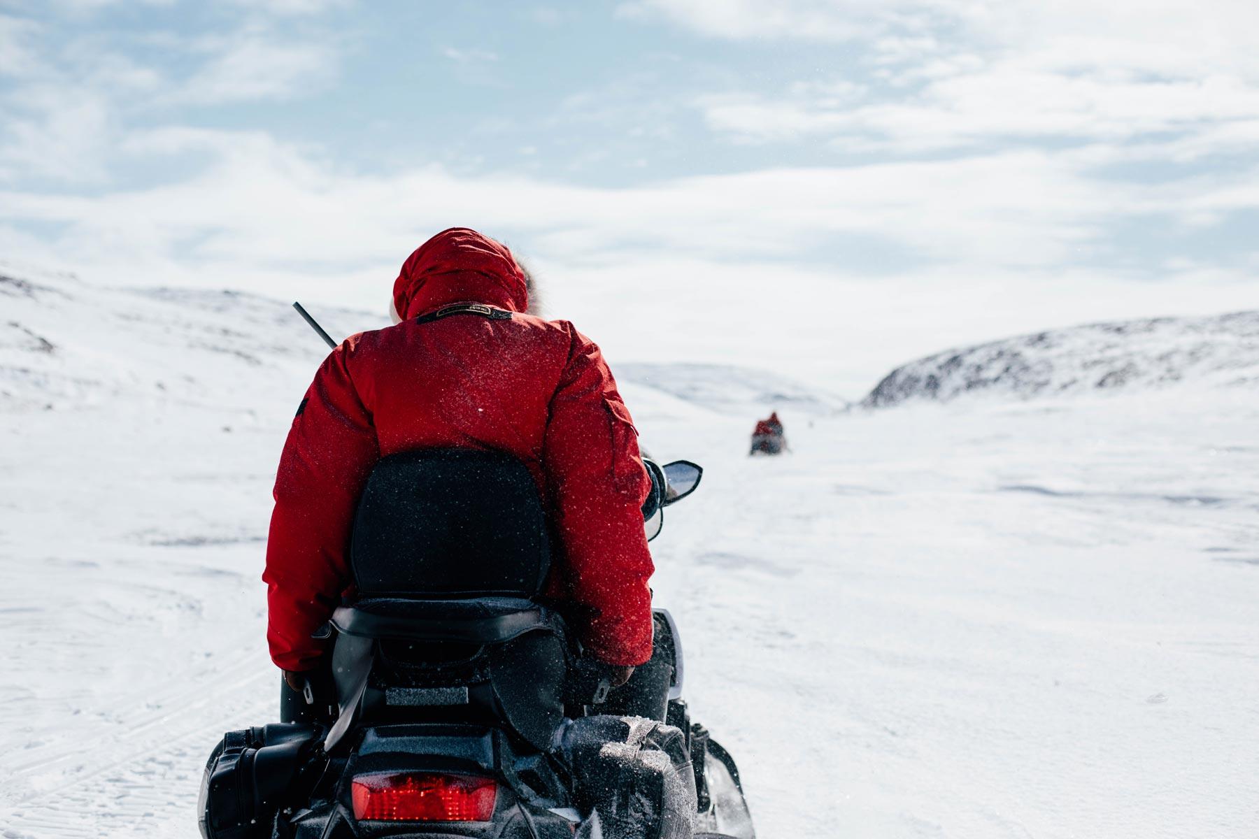 voyage inoubliable nord Canada