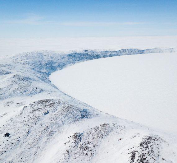 Parc national des Pingualuit — 5 jours d'expédition en hiver au delà du 55e parallèle