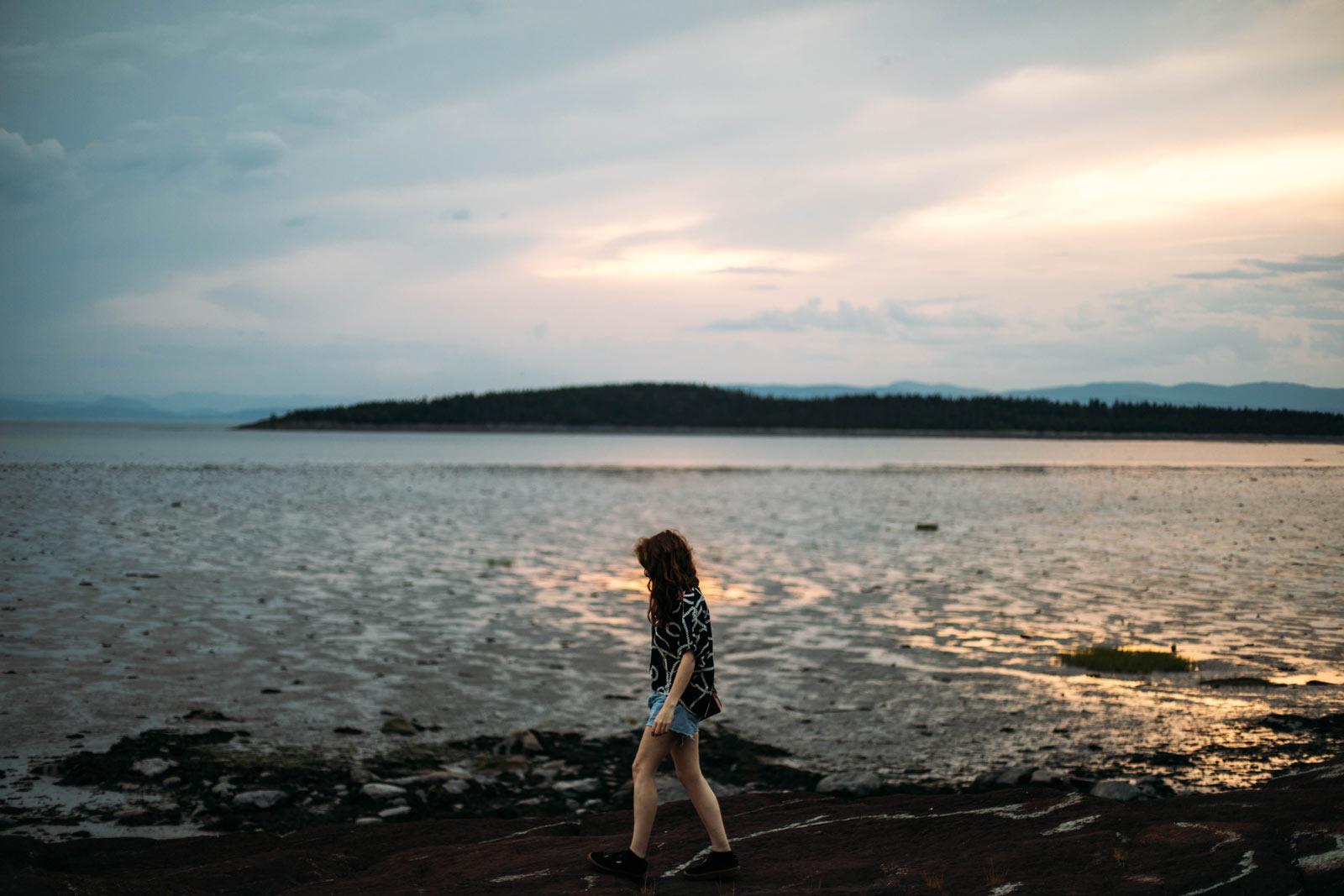 découverte du Bas-Saint-Laurent au fil du fleuve
