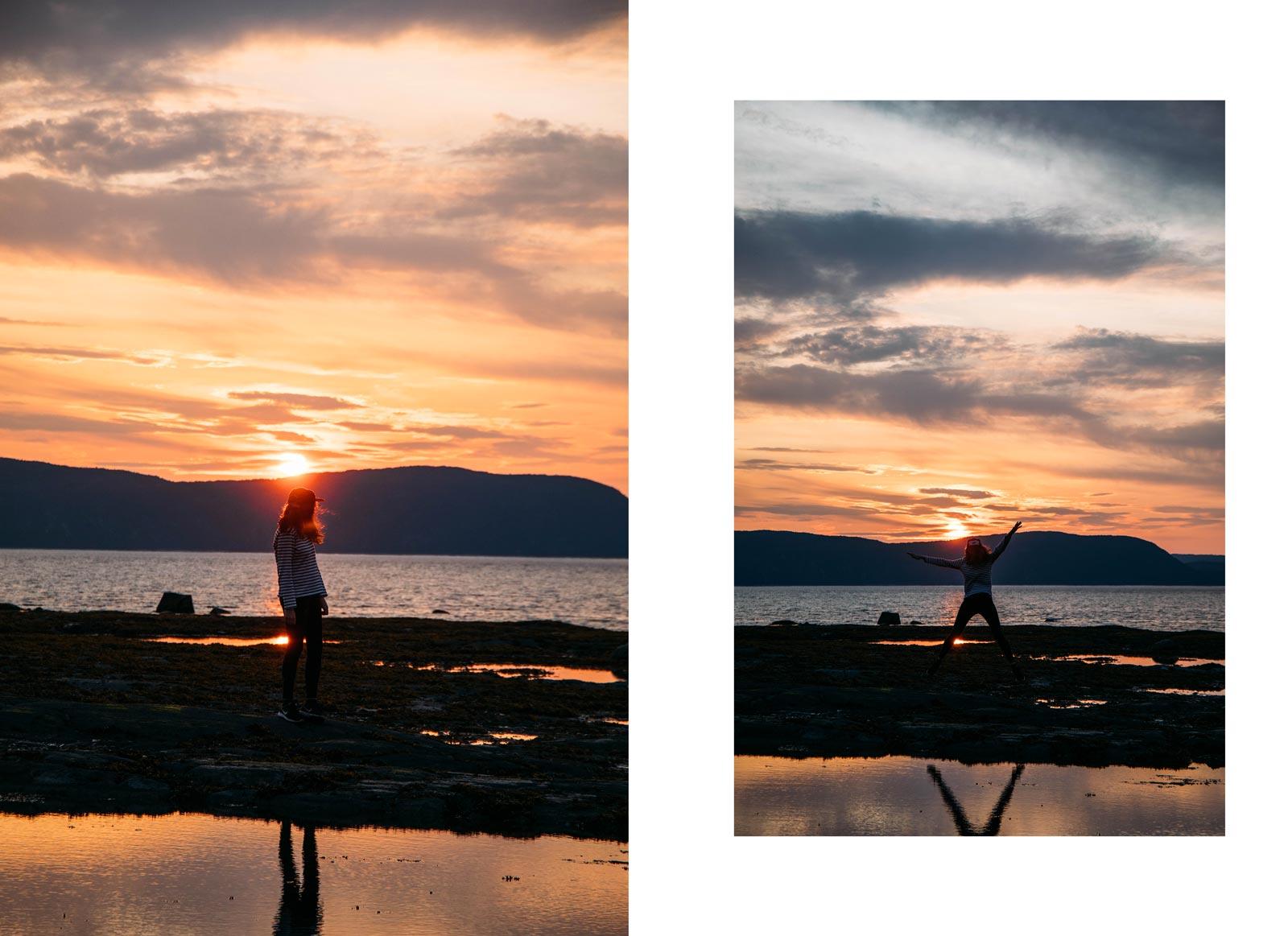 les plus beaux couchers de soleil BSL
