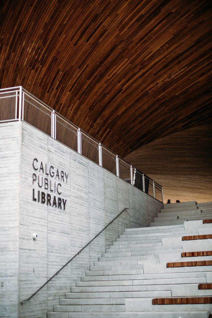 visiter calgary design et architecture