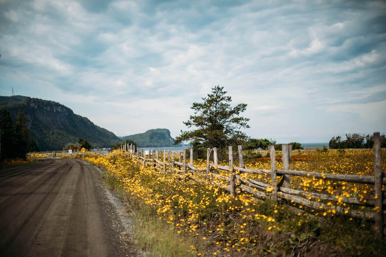 visiter le parc national du Bic Québec