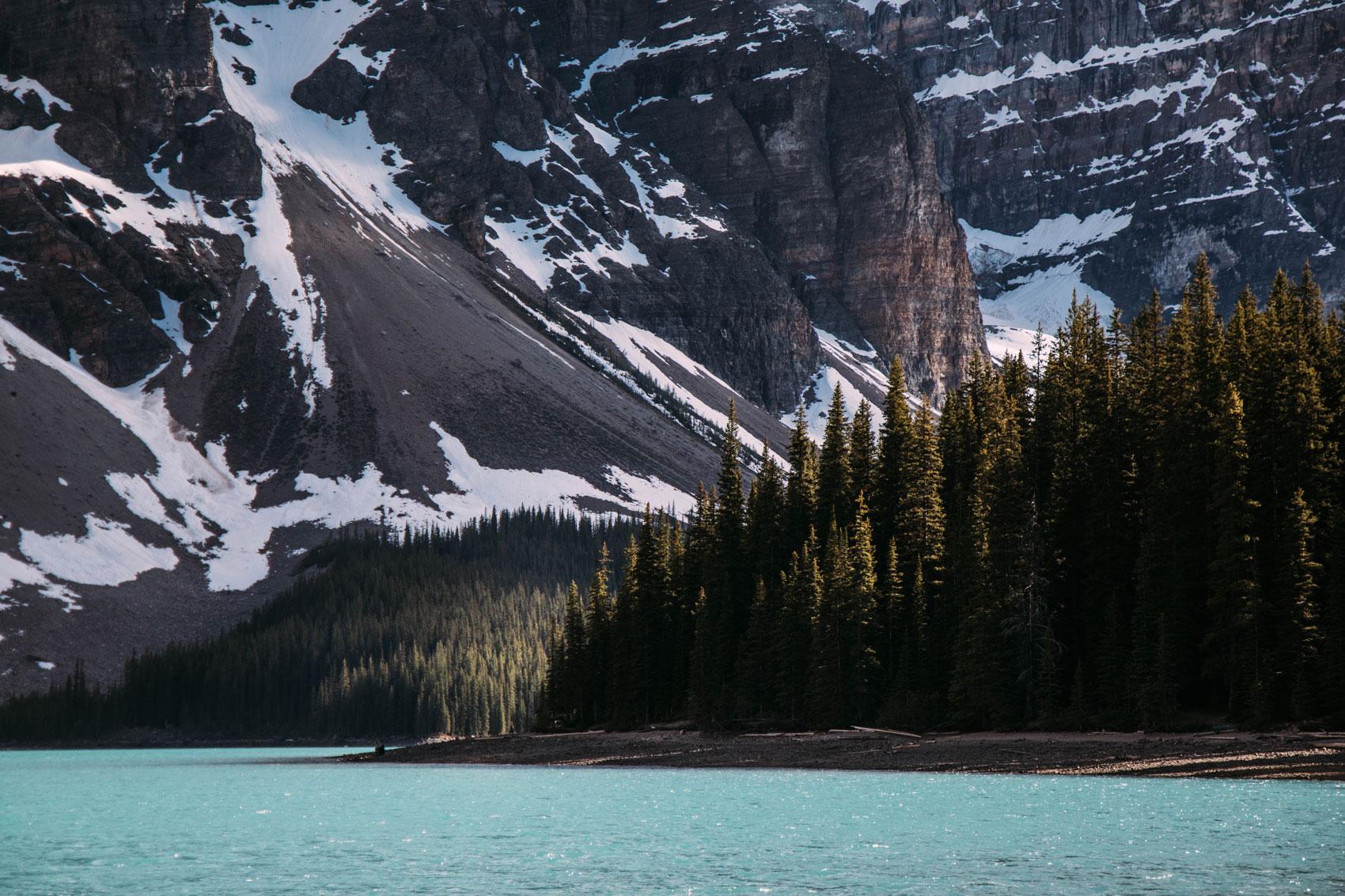 conseils voyage préparation ouest canadien