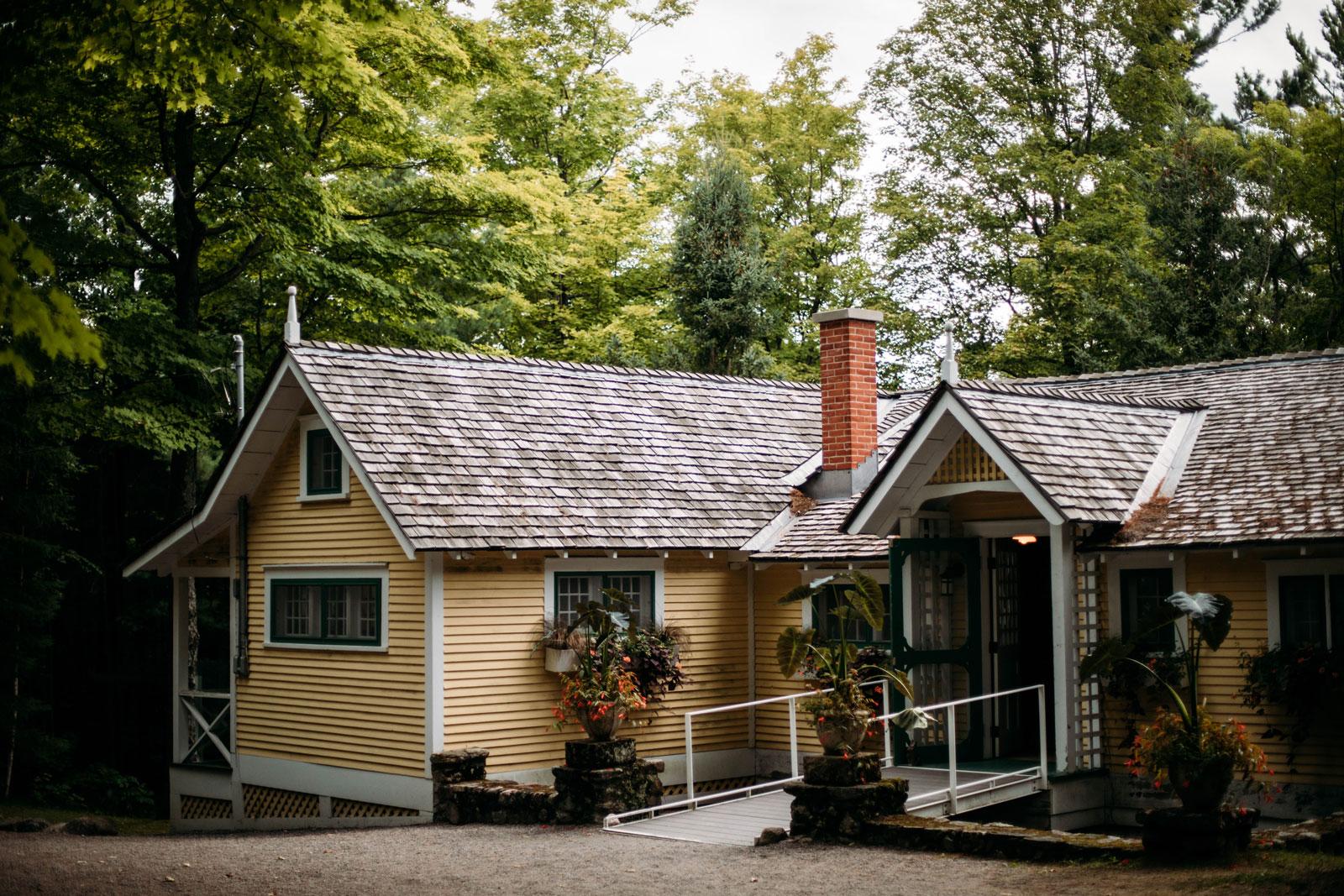 cottage domaine MacKenzie King Gatineau