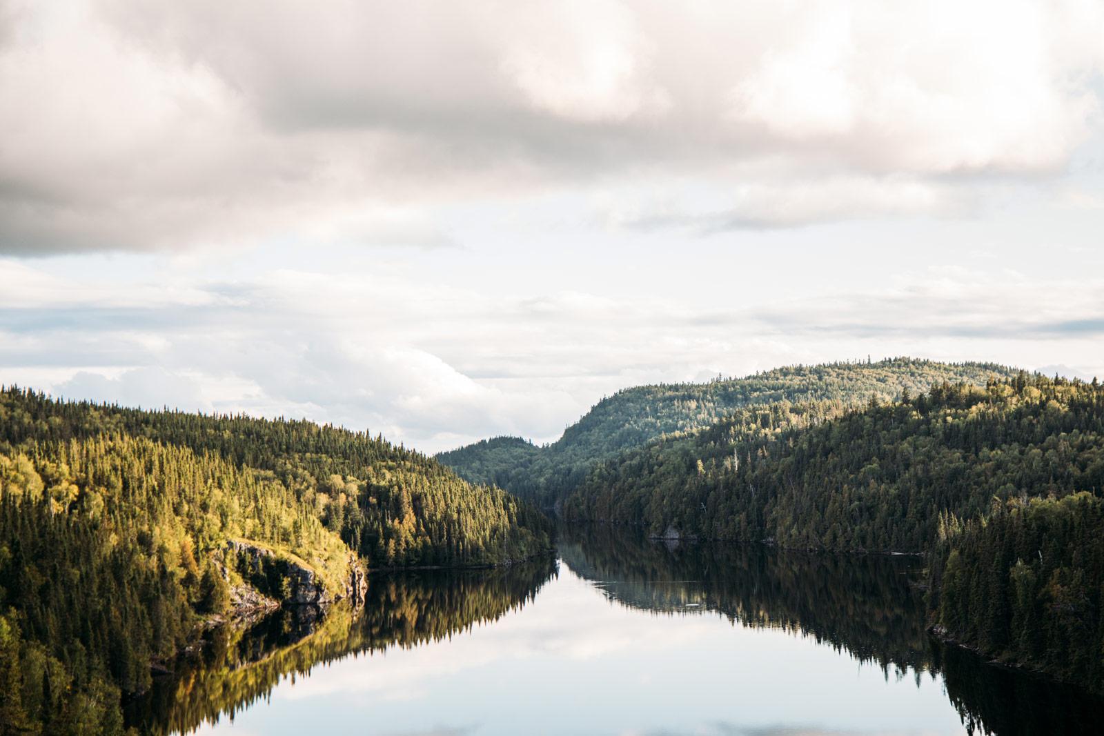 paysages parc national d'aiguebelle