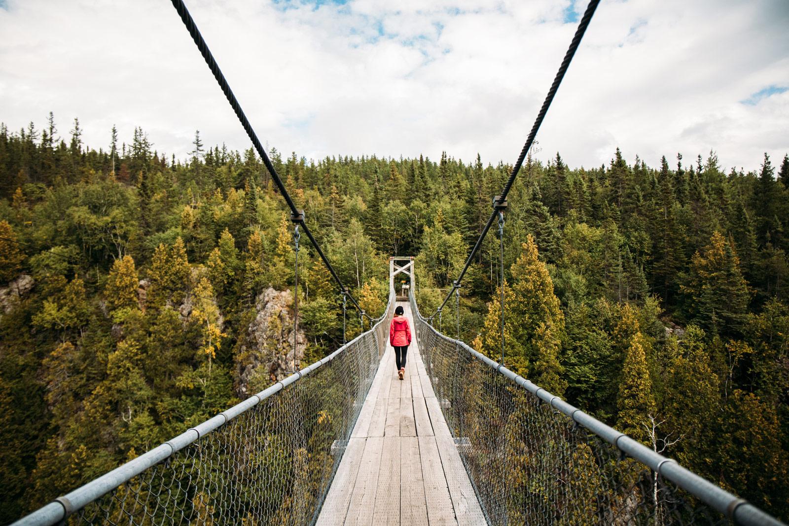 voyager au Québec hors des sentiers battus en Abitibi
