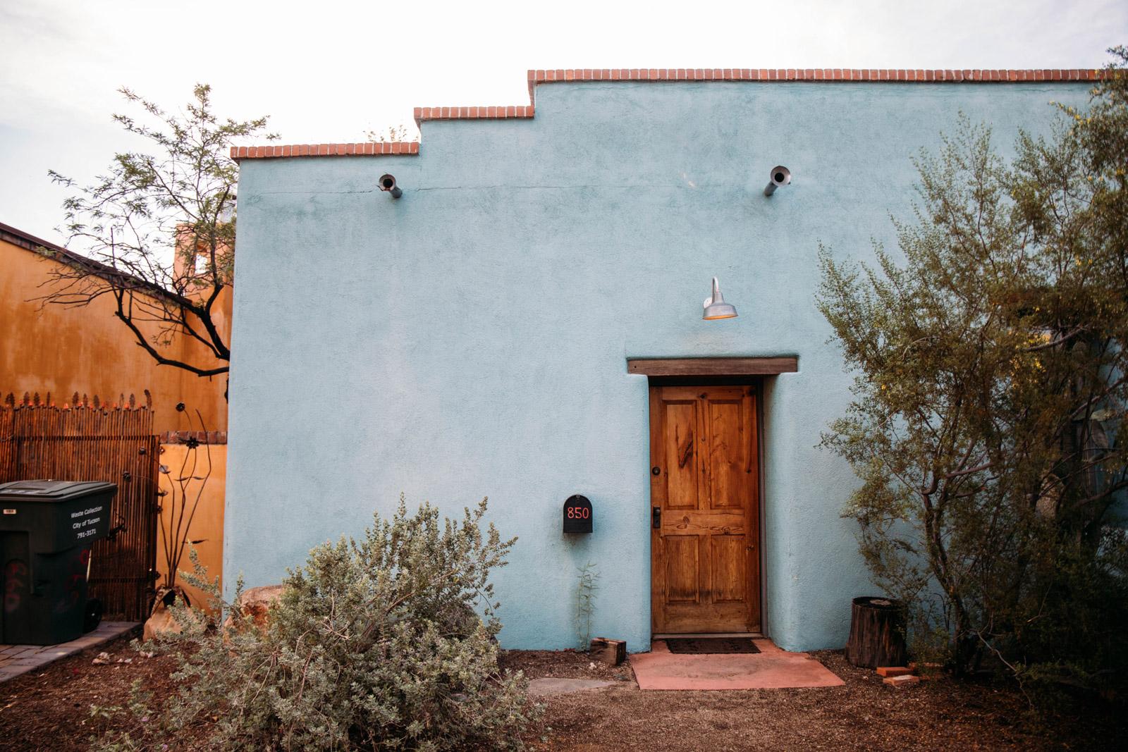 barrio viejo à ne pas manquer à Tucson