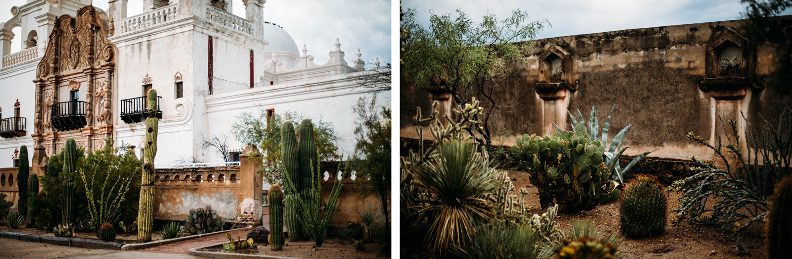 city guide Tucson mission san xavier del bac
