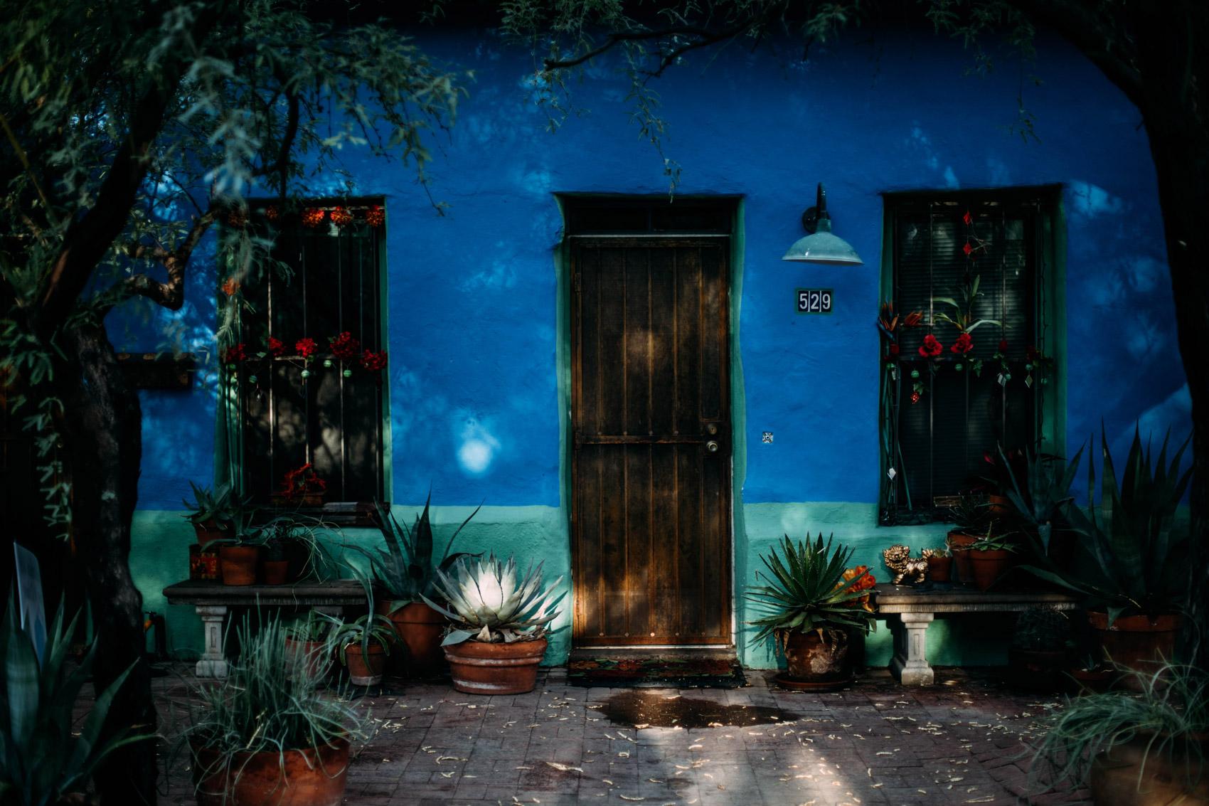 héritage mexicain de Tucson