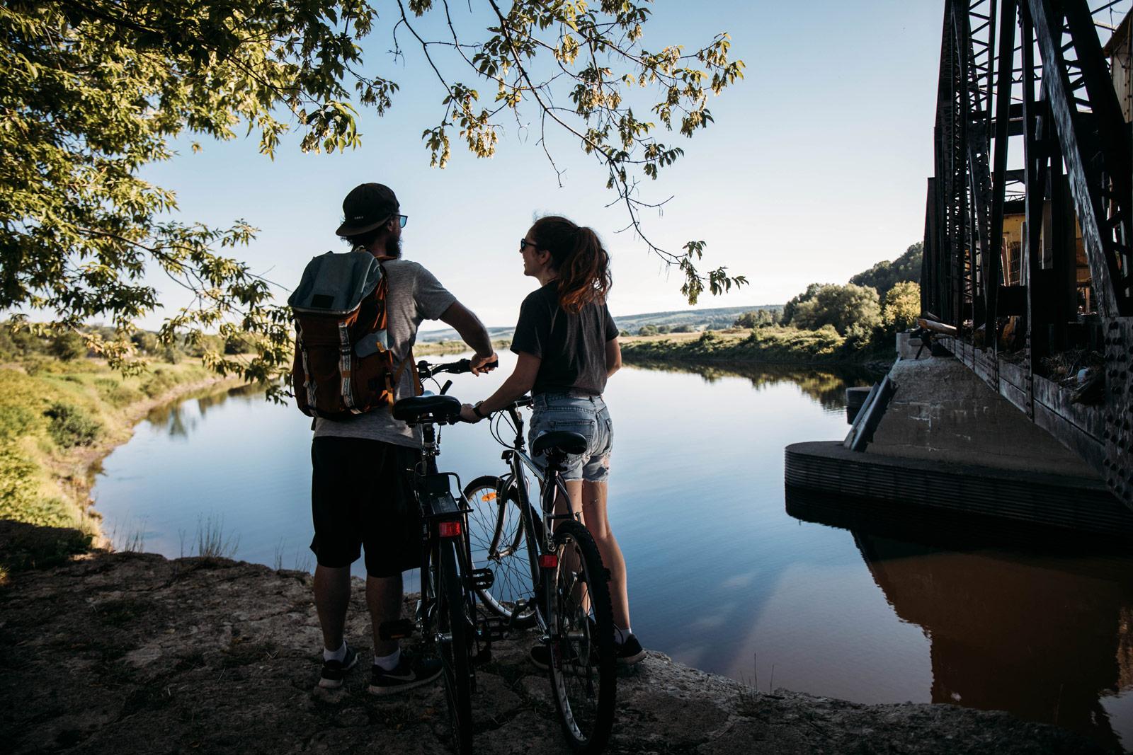 la route de la beauce en vélo