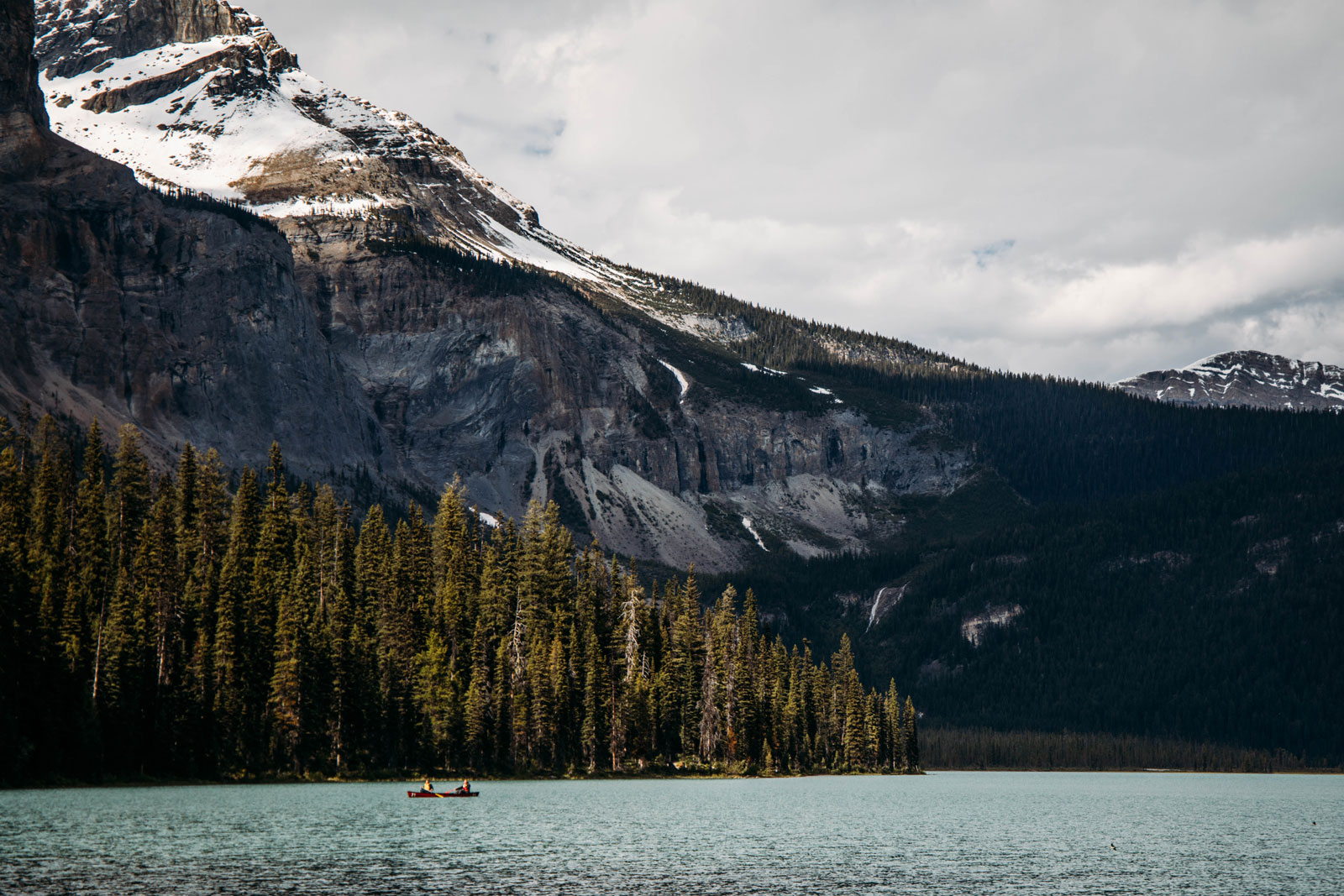Lac Emerald Parc National Yoho Canada