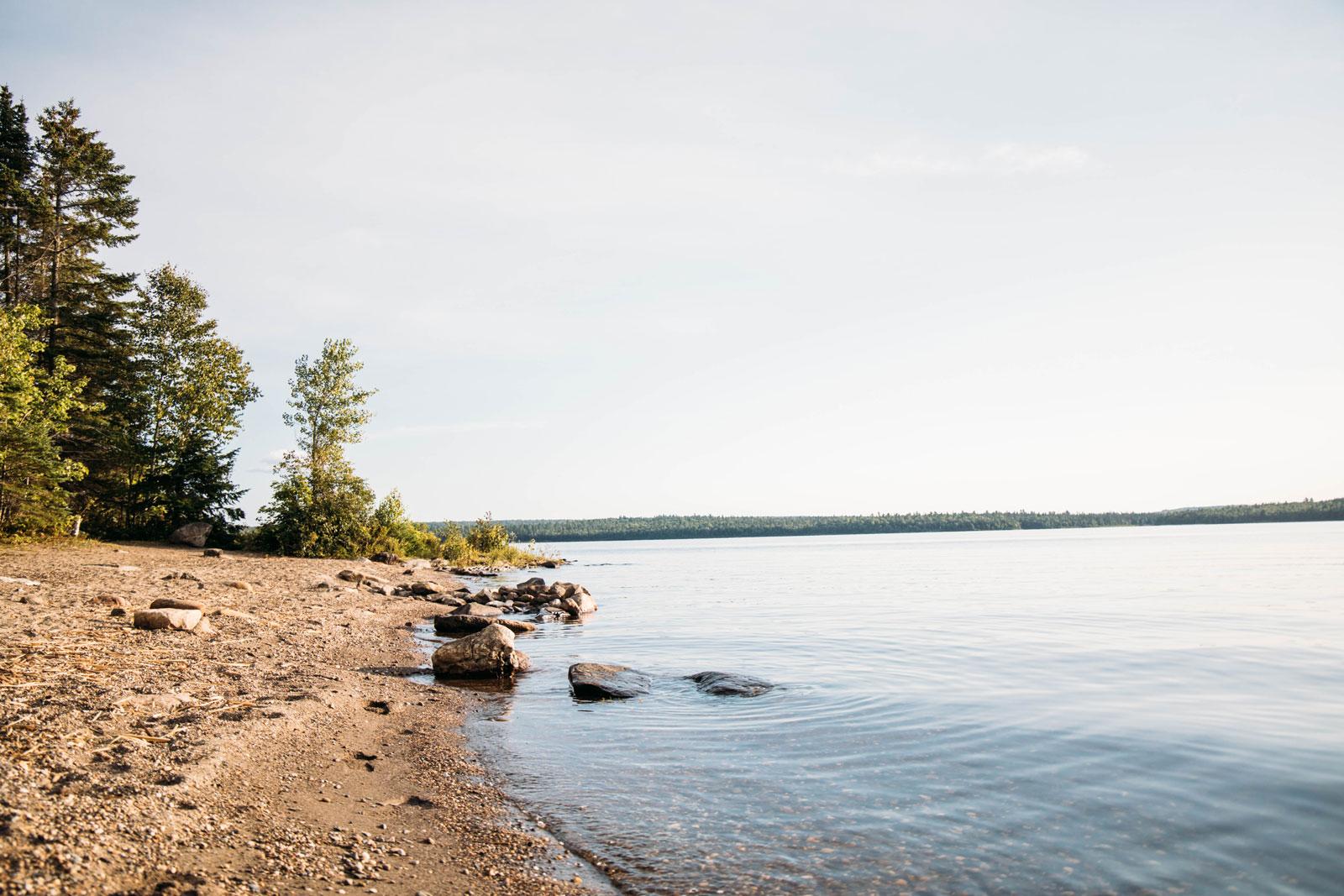 lac Saint-Francois Frontenac