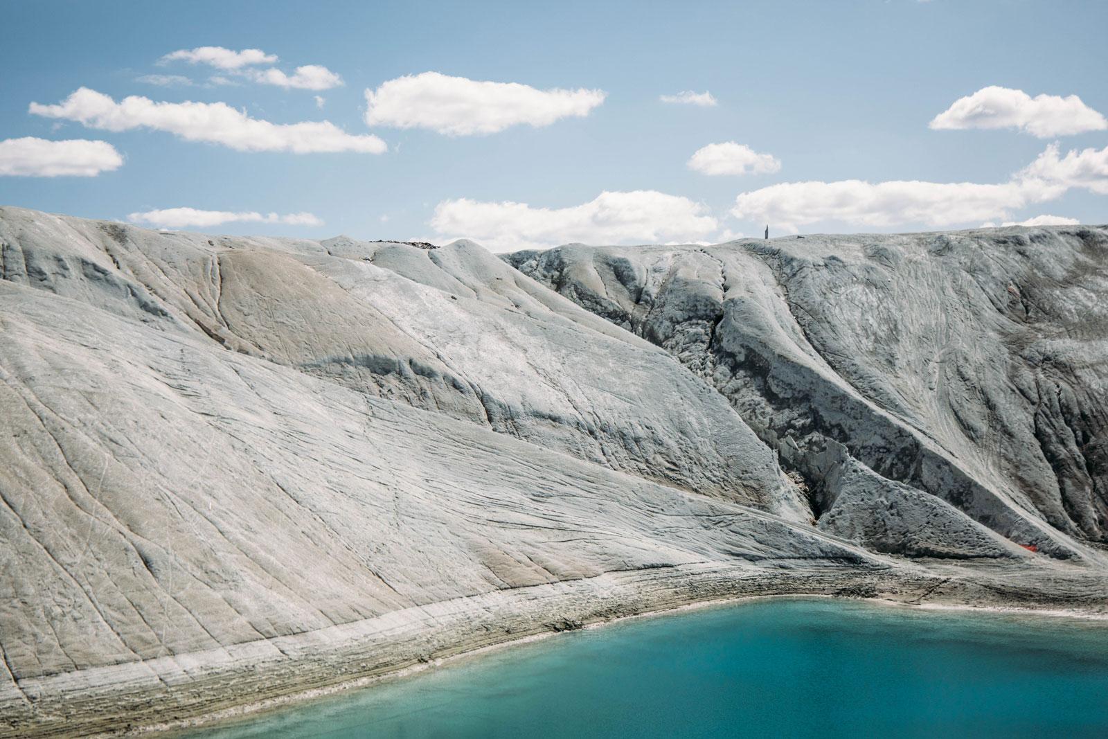 ou trouver la mine du lac turquoise