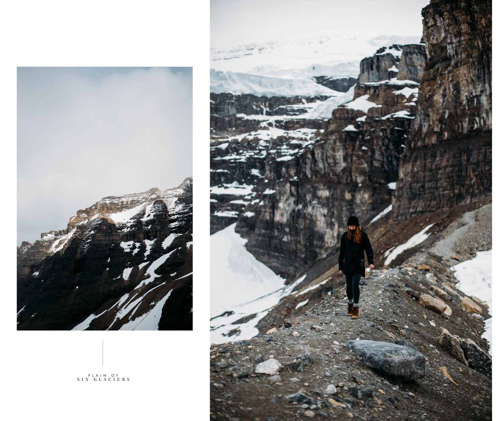 plain of six glaciers ouest canada blog
