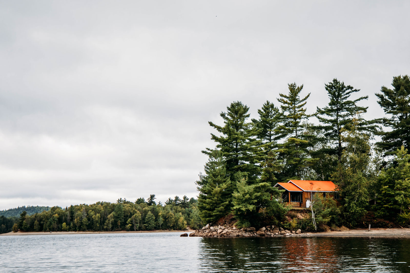 rabaska lodge Laurentides