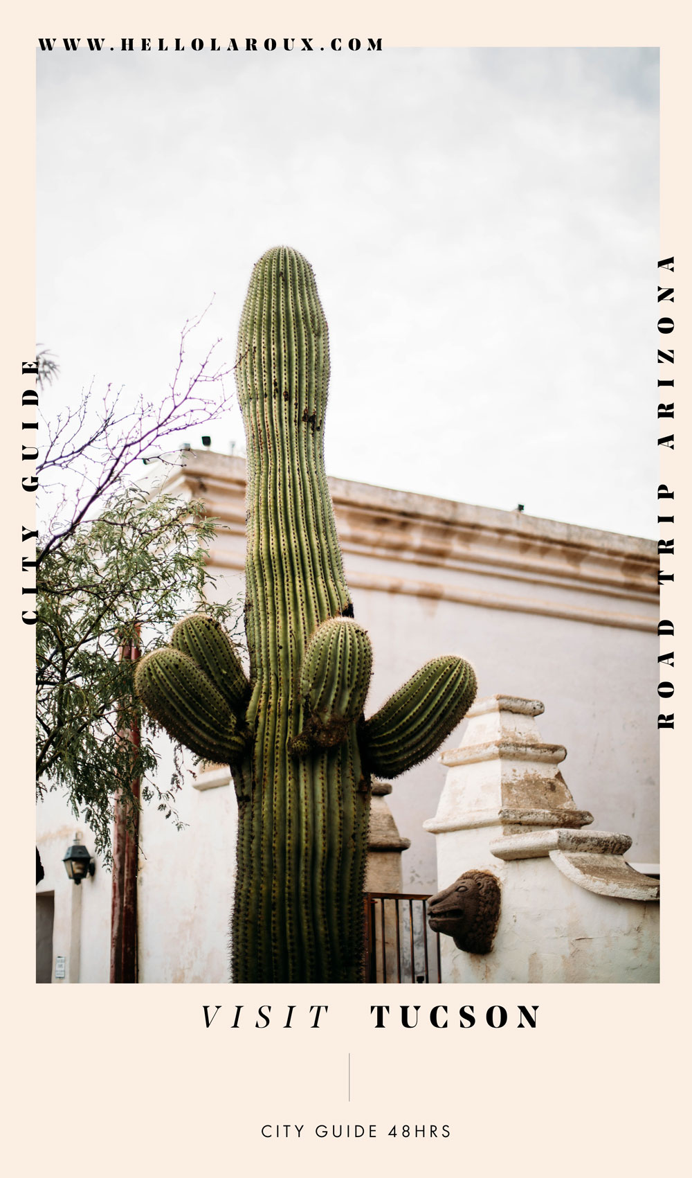 visiter Tucson road trip en Arizona