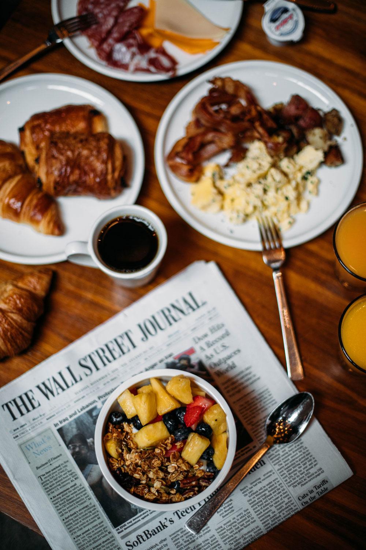 breakfast citizenm new york