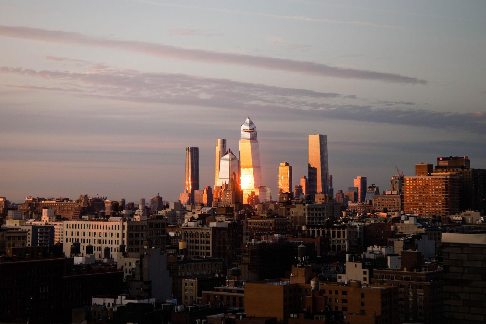 dormir au citizenM New York