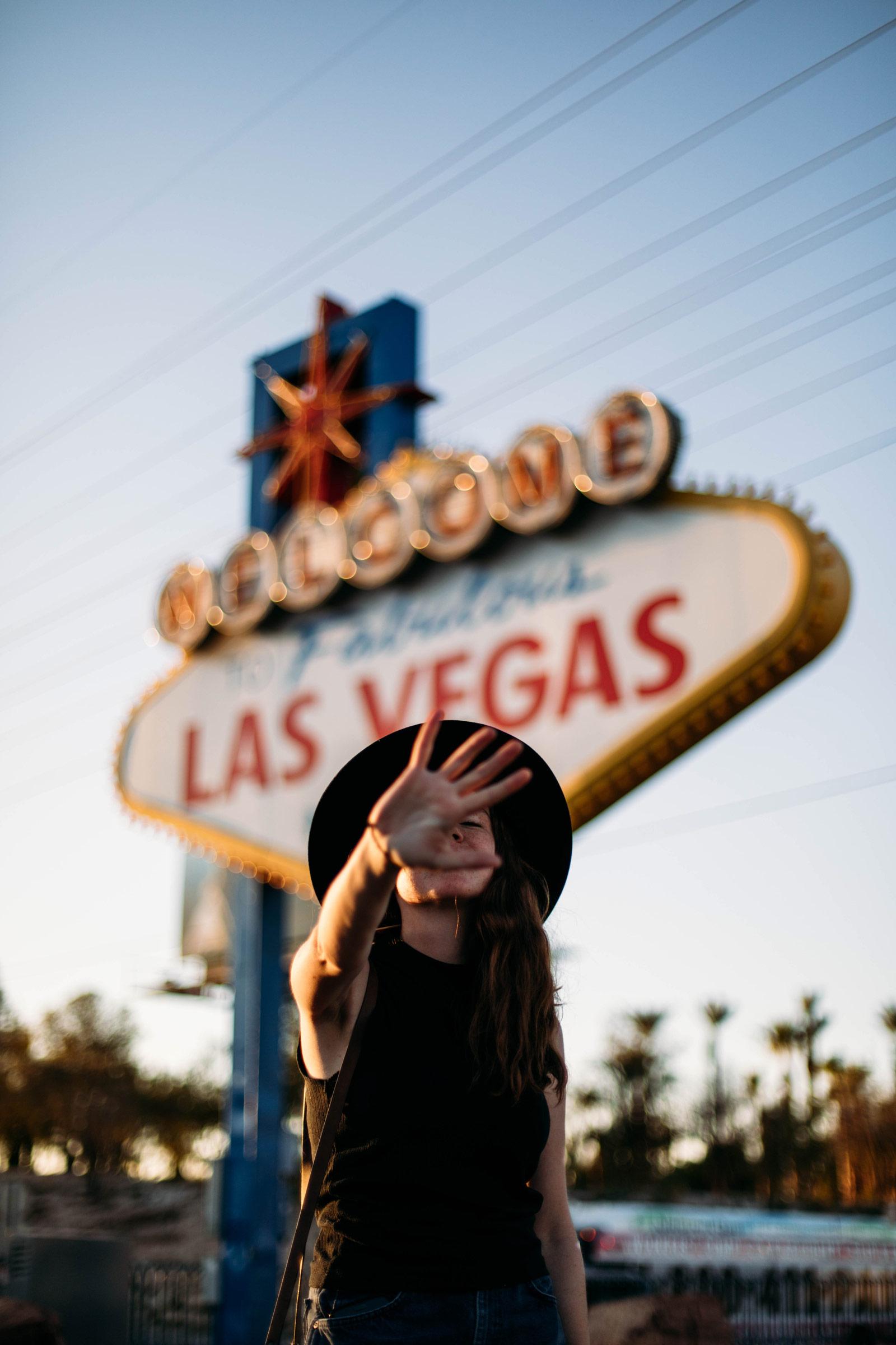 guide pour visiter Las Vegas blog voyage