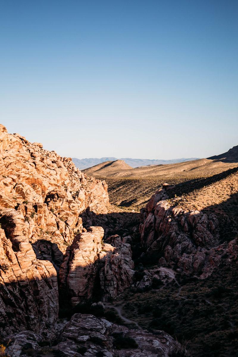 red rock canyon guide Las Vegas