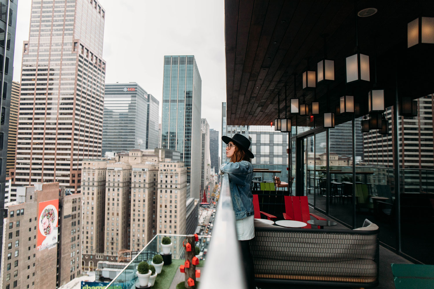 rooftop citizenm New York