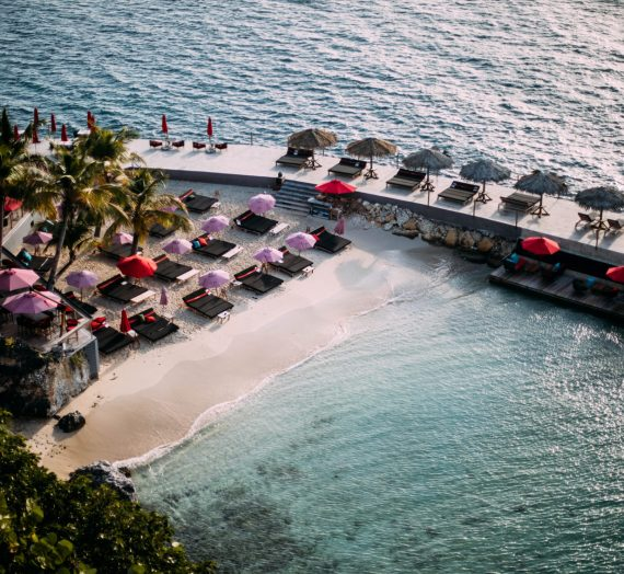 Guadeloupe — L'exceptionnel et chic hôtel La Toubana*****