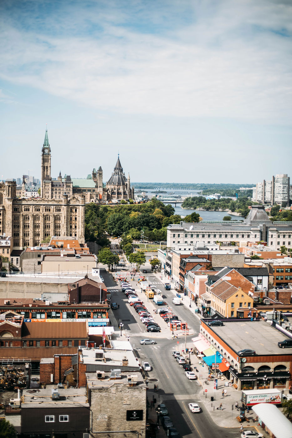 blog voyage visiter Ottawa Canada