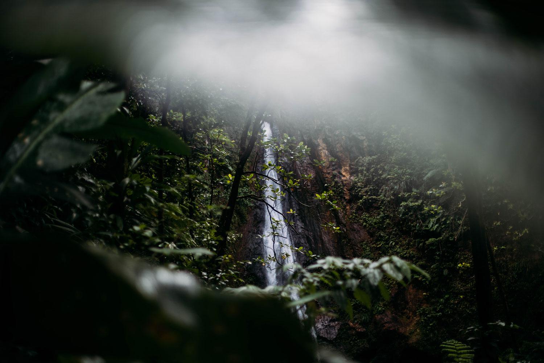 cascade ile de la Dominique