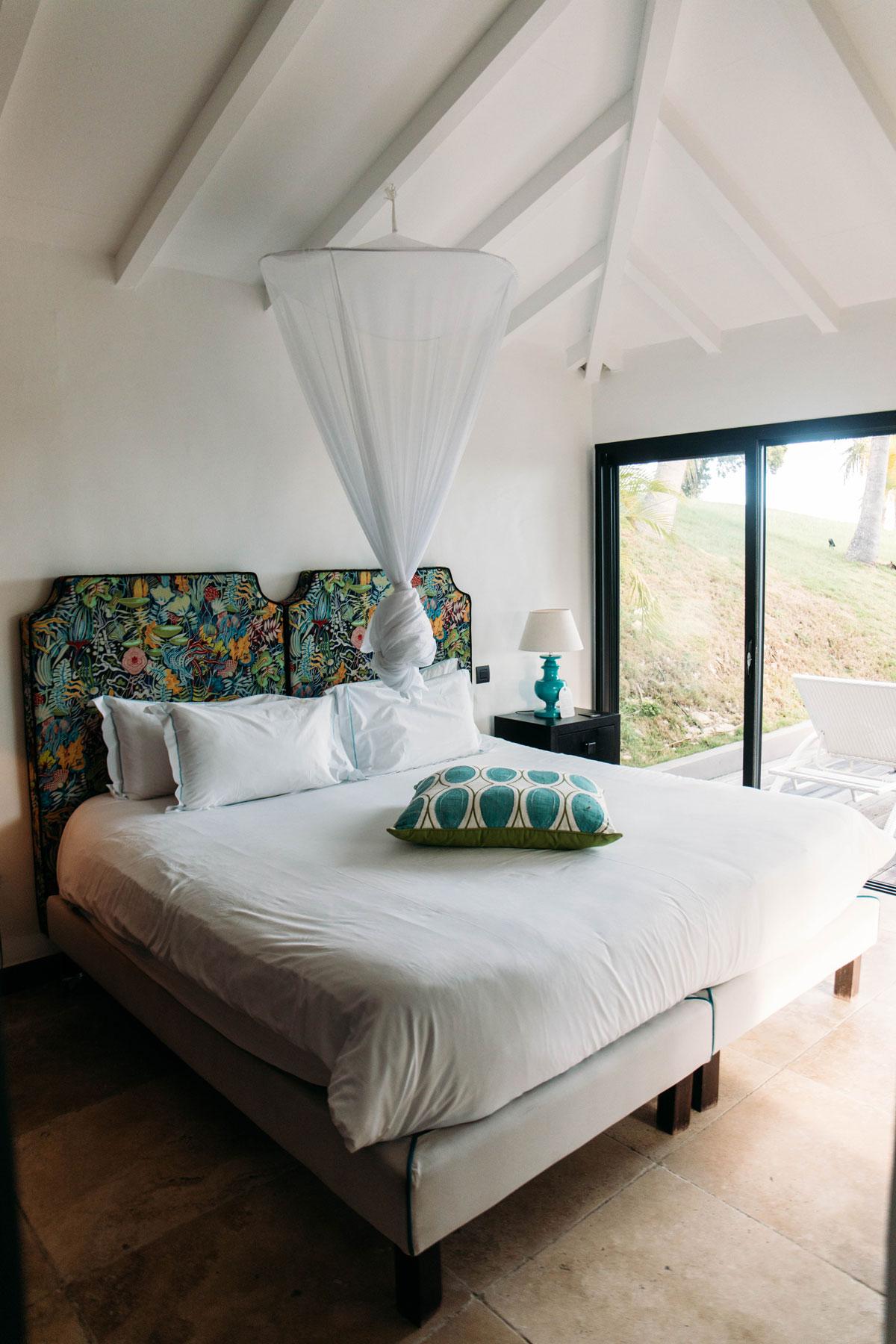 chambre bungalow la Toubana