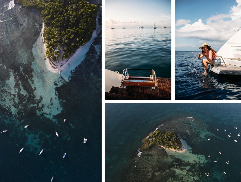 croisière cabine Guadeloupe