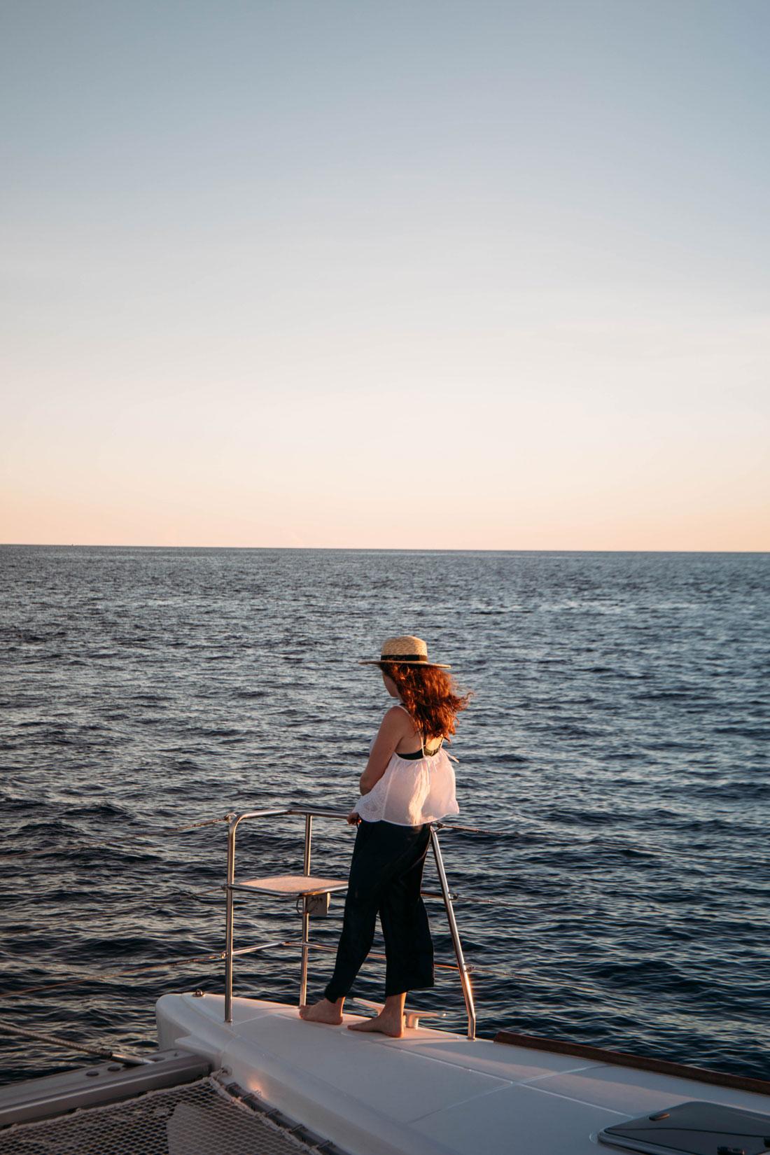 croisière catamaran antilles tout compris avis