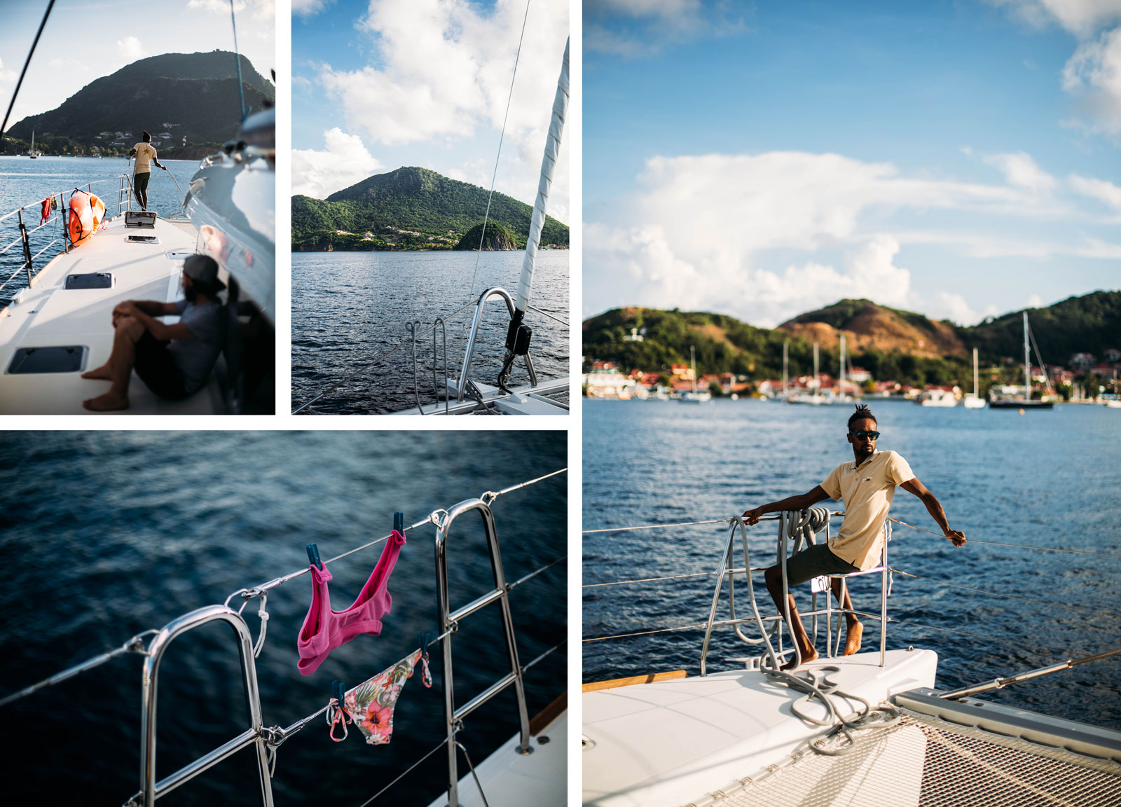 croisière catamaran caraibes all inclusive