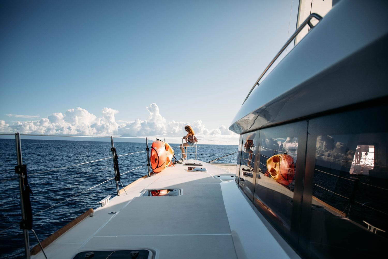 croisière catamaran caraibes tout compris