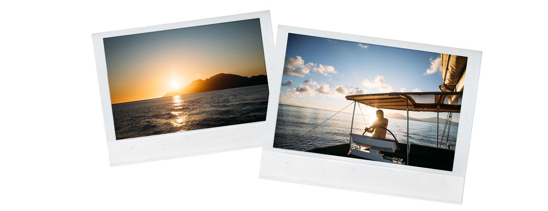 croisière de rêve à la voile Antilles