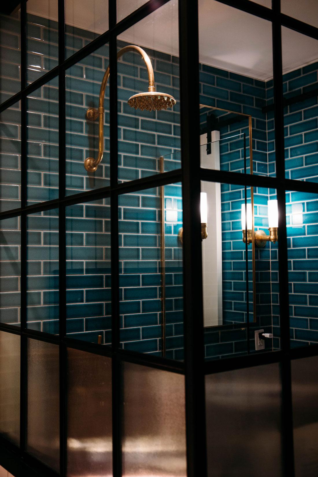 detail deco salle de bain design