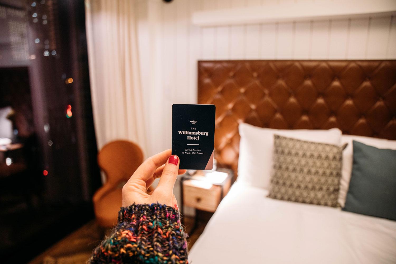 dormir au williamsburg hotel brooklyn