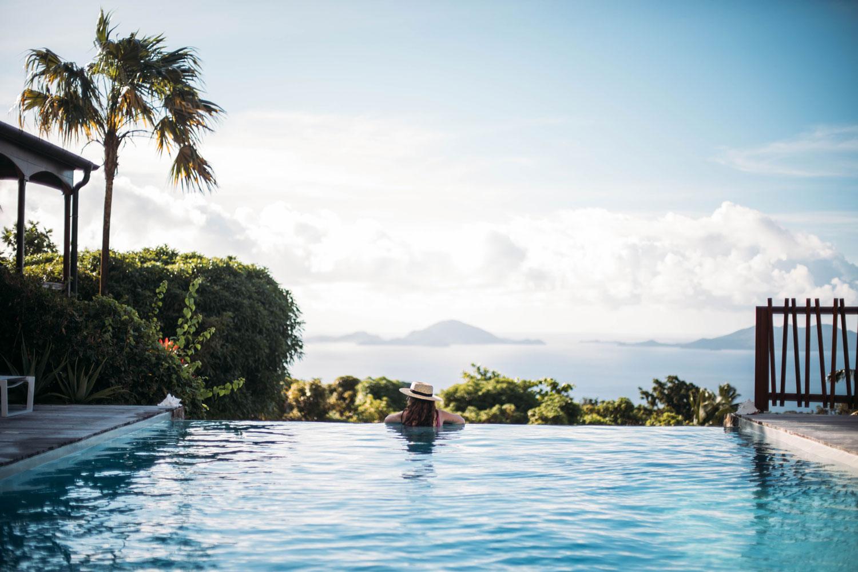dormir en Guadeloupe Basse-Terre
