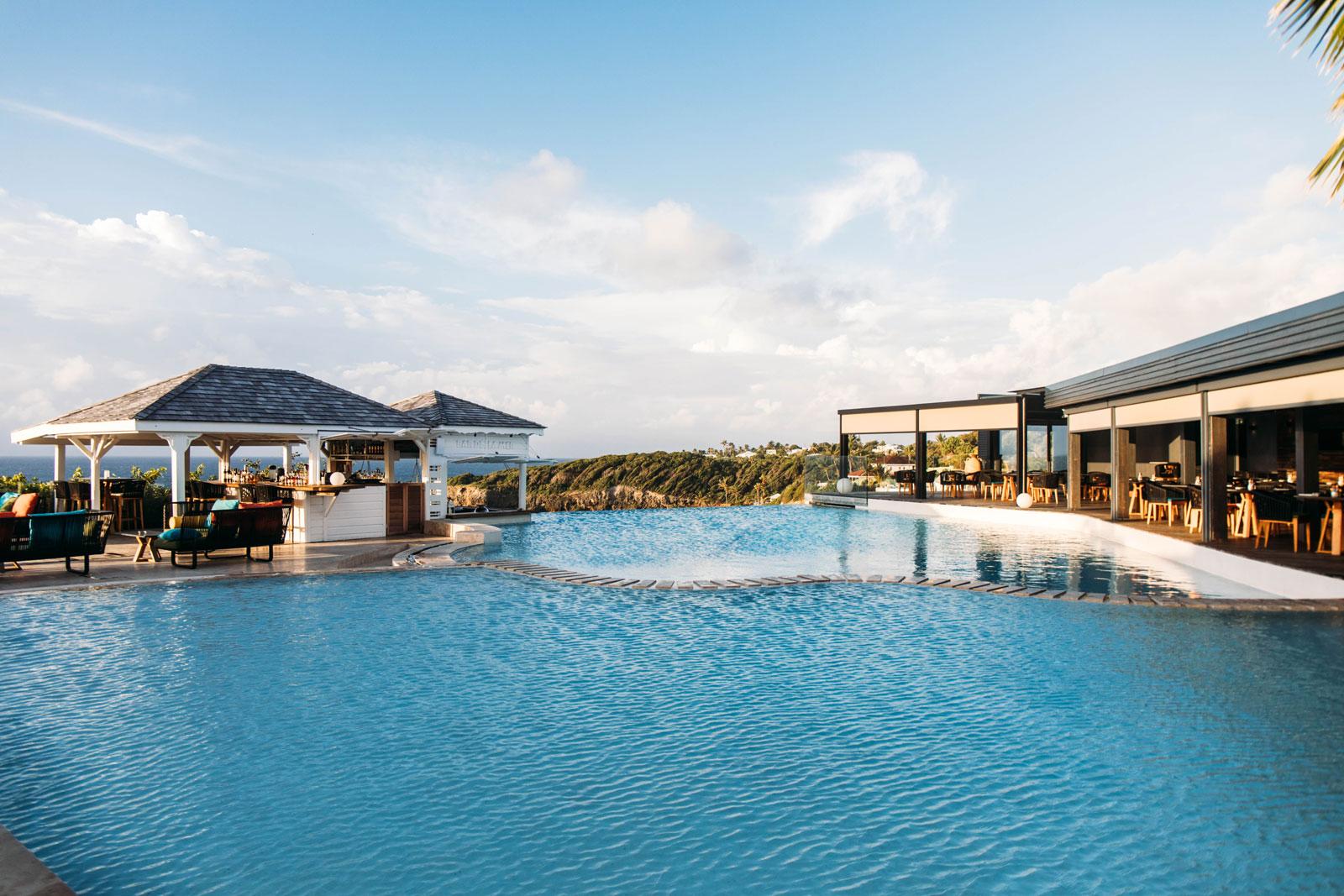 hotel luxe Guadeloupe Sainte-Anne