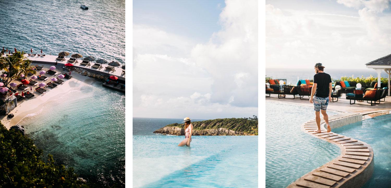 hotel luxe Guadeloupe Toubana