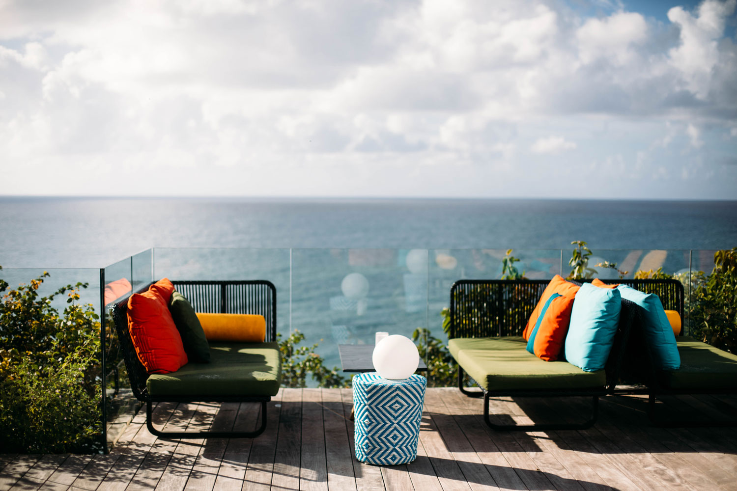 hotel luxe Guadeloupe