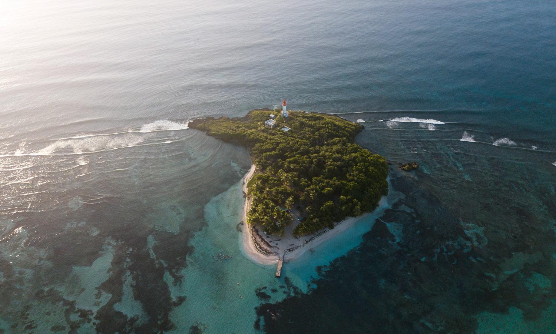 ilet du Gosier snorkelling Guadeloupe