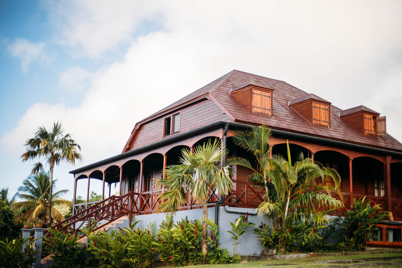 jardin malanga hôtel de charme Guadeloupe