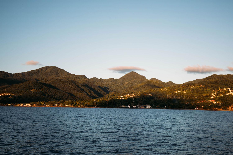 malendure réserve Cousteau Guadeloupe