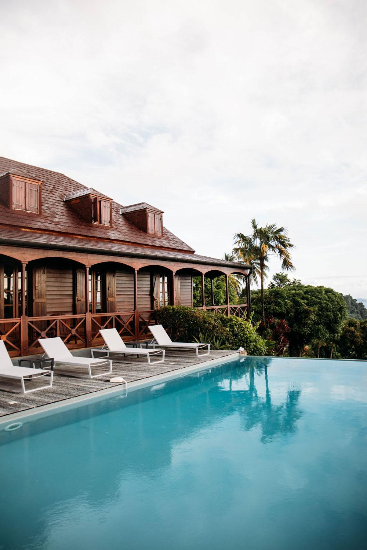 meilleur hotel de Guadeloupe basse-terre