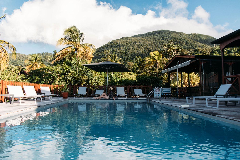 où dormir en Guadeloupe Basse-Terre