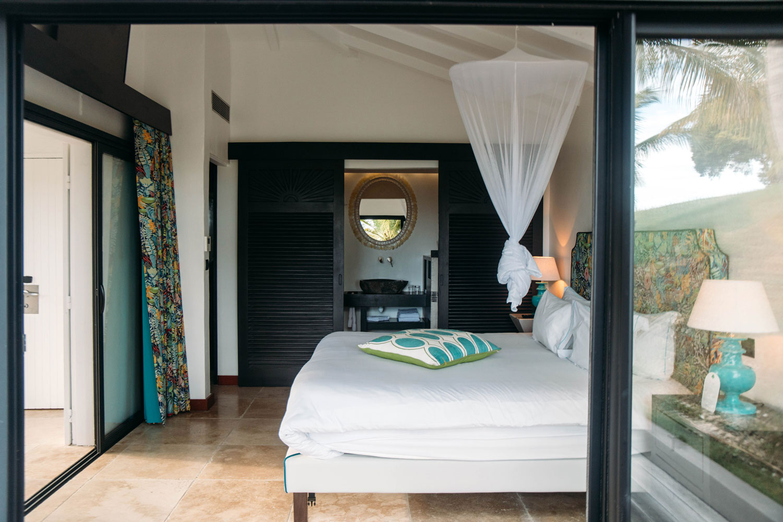 photo bungalow La Toubana