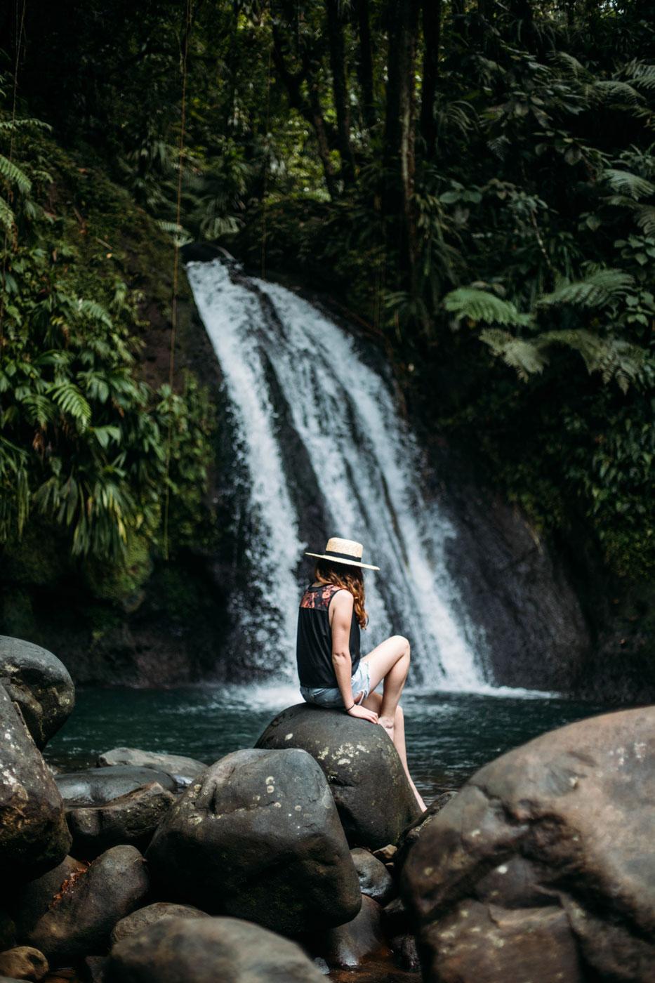 que faire en Guadeloupe itinéraire 2 semaines